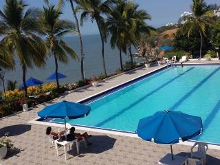 Firts Line Beach Apartment - Santa Marta vacation rentals