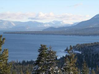 Spectacular Lake Views at this Tahoe City 4BR w/ Hot Tub and Tahoe Park HOA - Tahoe City vacation rentals