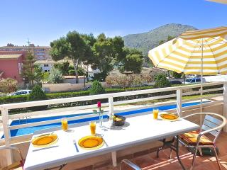 Big Apartment with pool nice view! - Puerto de Alcudia vacation rentals