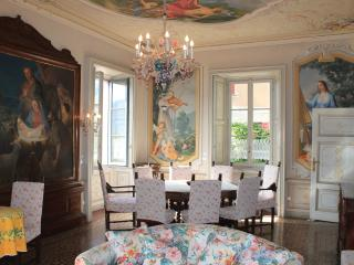 Charming Traditional Home with beautiful frescos - Argegno vacation rentals