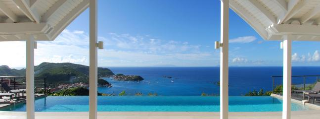 AVAILABLE CHRISTMAS & NEW YEARS: St. Barths Villa 222 One Of The Most Private Villas On The Island! - Anse des Flamands vacation rentals