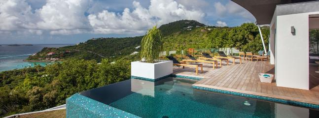 Villa Wings SPECIAL OFFER: St. Barths Villa 224 This Contemporary Villa Will Transport You To Another World. - Saint Jean vacation rentals