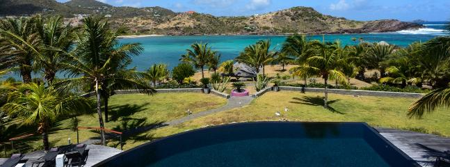 Villa Silver Rainbow AVAILABLE CHRISTMAS & NEW YEARS: St. Barths Villa 244 An Immense Infinity Heated Swimming Pool With The Vie - Petit Cul de Sac vacation rentals