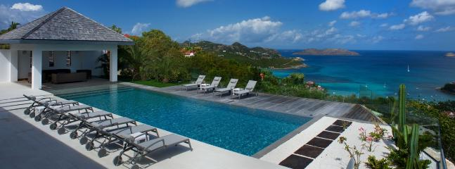 AVAILABLE CHRISTMAS & NEW YEARS: St. Barths Villa 247 All The Comfort You Need For Vacation With Family Or Friends. - La Motte-de-Galaure vacation rentals