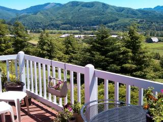 The Extra Room with a Valley View - Cloverdale vacation rentals