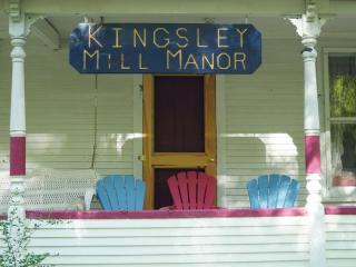Kingsley Mill Manor - Addison vacation rentals
