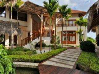 Exclusive and beautiful blend of luxury and golf, Villa las palmas 133 - Punta Cana vacation rentals