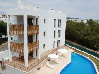 First floor apartment  looking toward the Harbour - Cala d'Or vacation rentals