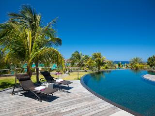 Impressive villa with stunning view of Petit Cul de Sac in St Barts WV SIL - Saint Barthelemy vacation rentals