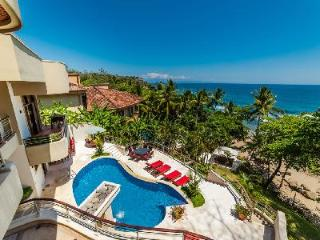 Stunning VIlla Residencia Pacifico with Pool, Ocean View & Private Beach Access - Cobano vacation rentals