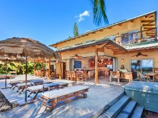 Close to Historic Town! Stunning Villa Maui Sandy Beach with Hot Tub & Lanai - Lahaina vacation rentals