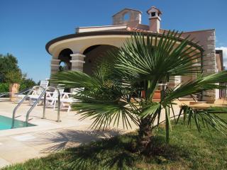 Holiday villa Klinkert near Porec, Istria, Croatia - Zbandaj vacation rentals
