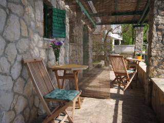 Stone Cottage under the pines - Central Dalmatia vacation rentals