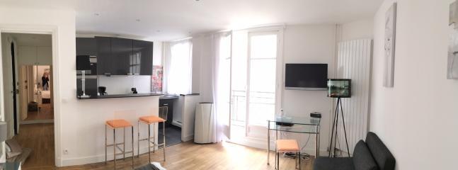 CHAMPS ELYSEES -TRIUMPH ARC - STUDIO  SAFE & QUIET - Image 1 - Neuilly-sur-Seine - rentals