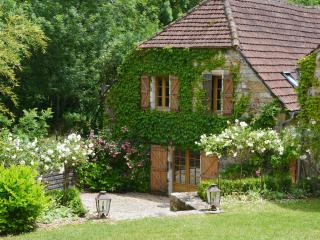 """Ancient Stone Barn   -  """"Rouge""""  2 bedrooms (4) - Cazillac vacation rentals"""