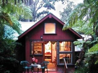 Romantic Cottage in Rainforest with Hot Tub - Volcano vacation rentals