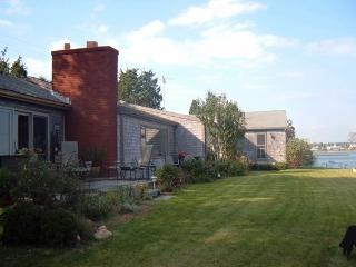 Waterfront home, walk to shops, beaches - Vineyard Haven vacation rentals