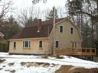 New, Spacious retreat home - Brownfield vacation rentals