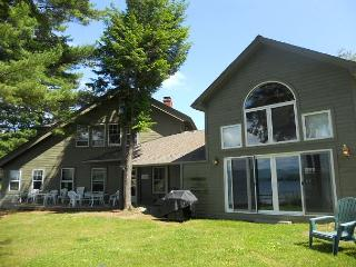 North Wing at Oliver Lodge on Lake Winnipesaukee (1NWING) - Meredith vacation rentals