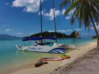 33ft Catamaran for island hopping - Koh Samui vacation rentals