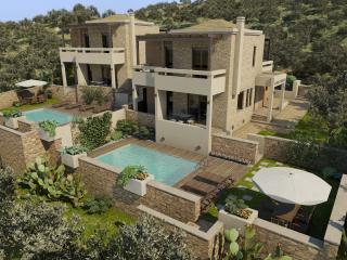 Roupes Villa 3 bedroom villa with private pool - Rethymnon vacation rentals