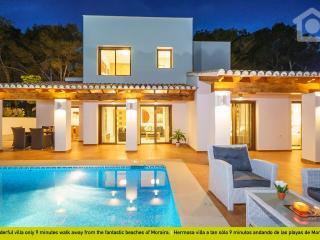 Solhabitat Moraira Destiny I - La Llobella vacation rentals