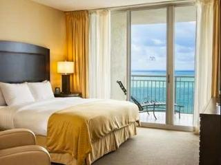 HILTON DOUBLE TREE DIRECT OCEAN VIEW  APARTMENT - Sunny Isles Beach vacation rentals