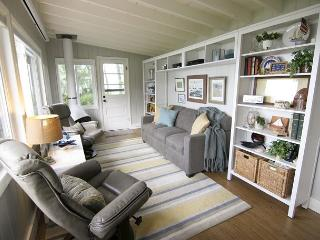 Gorgeous 2br/1ba Cottage- 100 ft. of lake shoreline on Skaneateles Lake - Moravia vacation rentals