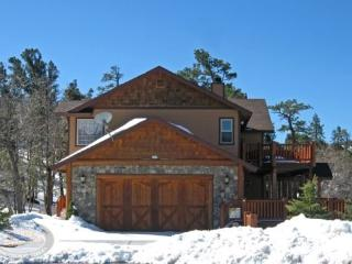 All Seasons Cabin a luxury Big Bear Vacation Cabin where you will enjoy scenic views of the lake. - Big Bear Area vacation rentals