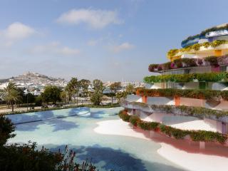 Best Apartment-Terrace in Ibiza Marina Botafoch - Roca Llisa vacation rentals