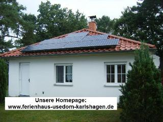 Vacation Home in Karlshagen - quiet, bright, spacious (# 4720) - Koserow vacation rentals