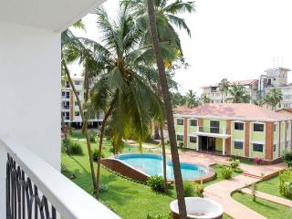 Sun n sand Cozy one bedroom Apartment - Candolim vacation rentals