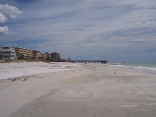 Beach Front Complex On the Gulf of Mexico. - Florida North Central Gulf Coast vacation rentals