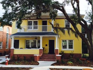 Beautiful Home in the H1 Historic area - Patio - Saint Augustine vacation rentals