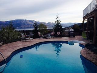 Beautiful Lakeview property in West Kelowna - Peachland vacation rentals