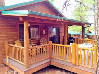 Peaceful Pines Cabin w/ Fenced Yard for Dogs! - Pinetop vacation rentals
