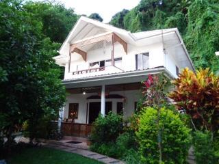 SunGlow Holiday Villa - Tropical / Sunset Views - Beau Vallon vacation rentals
