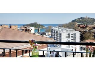La isla | Views, WiFi, Parking and Terrace - Basque vacation rentals
