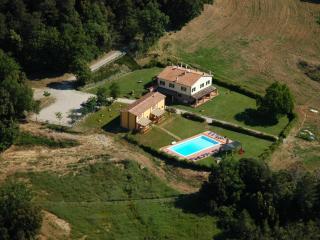La Burraia apartment Prezzemolo 2+2 guests - Gambassi Terme vacation rentals