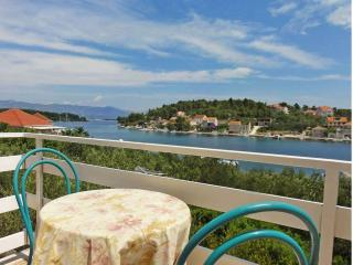 Wiggy 3 for 5 with sea view - Lumbarda vacation rentals