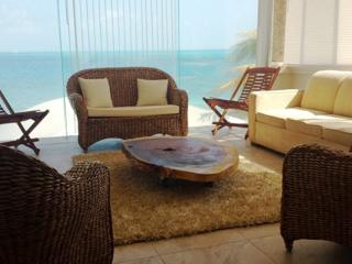 FANTASTIC!! New Beach Front Apartment - Hotel Zone - Cancun vacation rentals