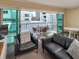 Princes Wharf 4th floor Serviced One Bedroom Apartment with City Views from Balcony - Auckland vacation rentals
