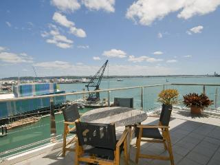 Penthouse Waterfront 3 bedroom Apartment on Princes Wharf, Auckland - Takapuna vacation rentals