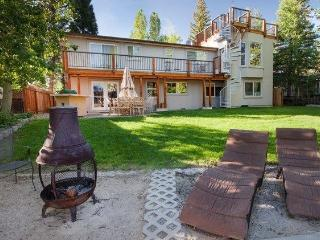 Waterfront Tahoe keys home Lake Tahoe - South Lake Tahoe vacation rentals
