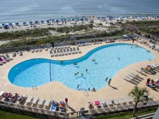 Coastal Breezes unit at Myrtle Beach Resort - Myrtle Beach - Grand Strand Area vacation rentals