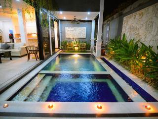 Villa Cinta Buana 3 BR at Legian, Kuta. - Kuta vacation rentals