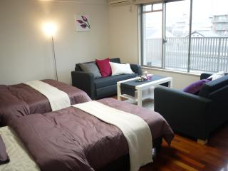Center of Kyoto-City Apartment in convenient area - Kyoto vacation rentals