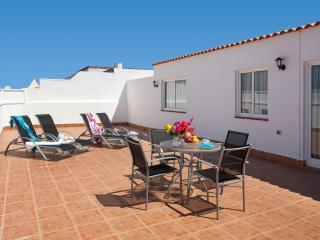 Central attic in the centre of Corralejo a stone's throw from the beach - Fuerteventura vacation rentals