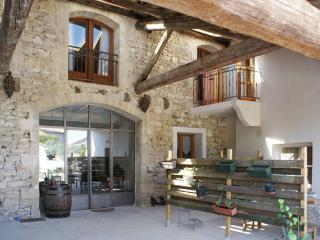 Spacious apartment in the Camargue with private terrace, WiFi, shared garden and pool – sleeps 5 - Vauvert vacation rentals
