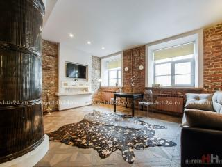 One-roomed studio  the center of Millionnaya 20 - Saint Petersburg vacation rentals